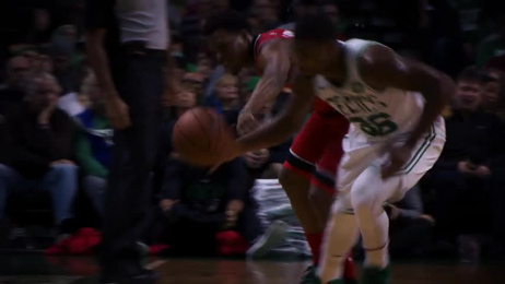 Celtics: Marcus Smart Proving The Best Offense Is Great Defence Film by Sleek Machine Boston