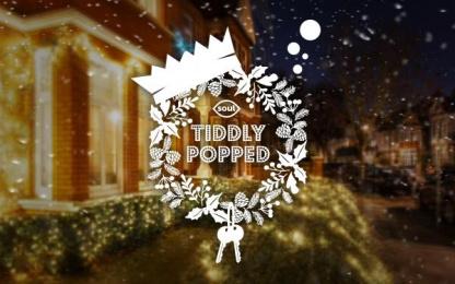 Soul London: Tiddly Popped Digital Advert by Soul London