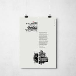 Vertex: Luftwaffe [poster] Print Ad by Grey London