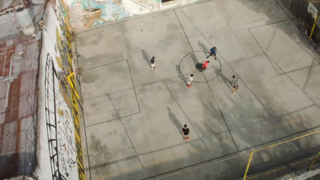 Nike: Buenos Aires and IKV Film by Picture Farm