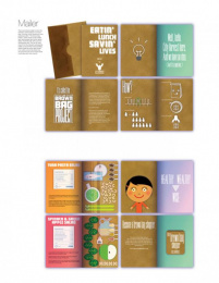 City Harvest: Mailer Design & Branding by Columbus College of Art & Design