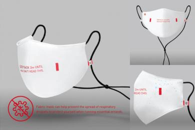 GQ Apparel: GQ Limited Distance Edition, 6 Design & Branding by Rabbit Digital Group, Thailand