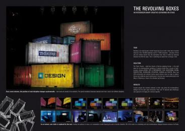 Creative Hamburg City: CREATIVE GATHERING Direct marketing by Nordpol Hamburg