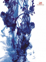 Wella: BLUE Print Ad by Leo Burnett Manila