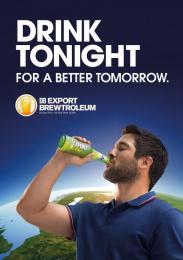 DB Export: Brewtroleum, 9  Print Ad by Colenso BBDO Auckland, Scoundrel
