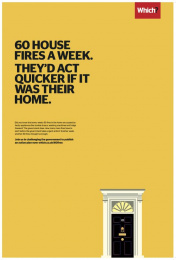 Which?: House Print Ad by Grey London