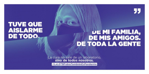 Findasense: This Pandemic is not cured in a laboratory, 3 Digital Advert by Findasense, Madrid, Spain