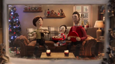 DFS: Joy of Home Film by Aardman Animations, Krow Communications