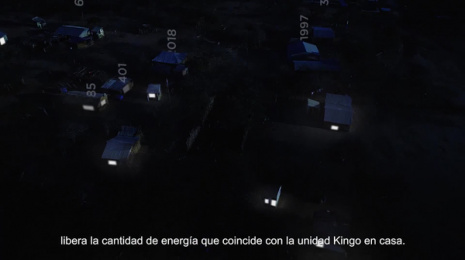 KINGO: KINGO. affordable solar energy on demand Film by KINGO Guatemala, Los Notarios, Ogilvy & Mather Colombia, Ogilvy & Mather Guatemala