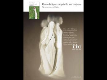 "Folio: ""Kazuo Ishiguro"" Print Ad by Quelle Belle Journee"