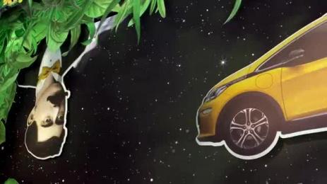 Opel: Opel Paris Motor Show 2016 Ambient Advert by VITAMIN E - Gesellschaft für Kommunikation Hamburg