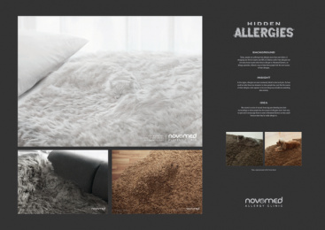 Novomed: Hidden Allergy, 4 Case study by Impact BBDO Dubai