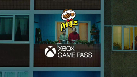 Pringles: Pringles Has Entered the Game Film by Grey London
