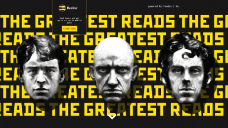 Beeline: The Greatest Reads Film by BBDO Moscow