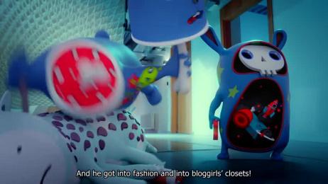 Platige Image: The Monsters Film by Platige Image