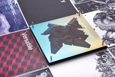 Syncsmith: OPUS lookbook, 5 Promo / PR Ad by Syncsmith Bristol