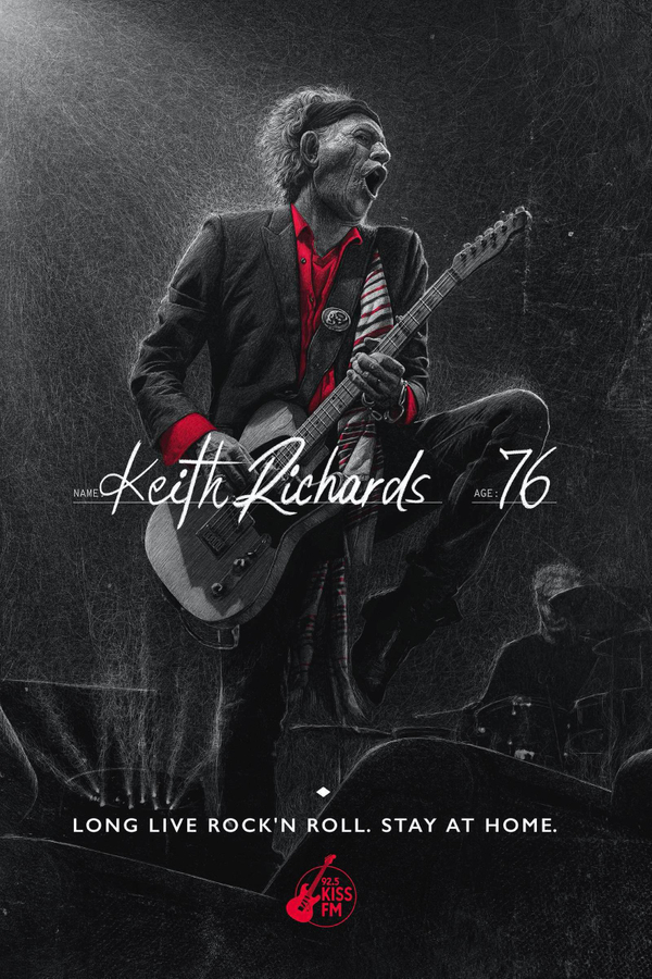 Long Live Rock n' Roll - Keith Richards