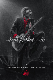 Kiss Fm: Long Live Rock n' Roll - Keith Richards Print Ad by ALMAP BBDO Brazil