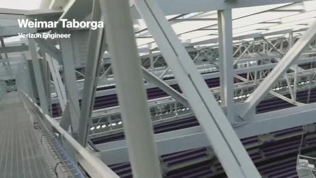 Verizon: Stadium Catwalk Film by The Community Miami