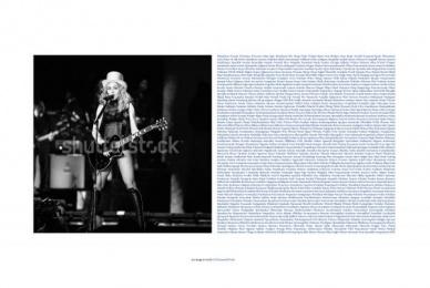 Shutterstock: Madonna Print Ad by DDB Bogota