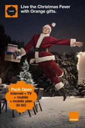 Orange: Pack open Print Ad by Iconoclast, Prodigious, Publicis Conseil Paris