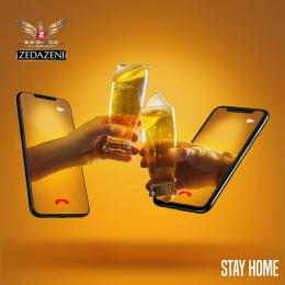 Zedazeni: Stay Home, 1 Print Ad by Bene Creative