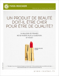 Yves Rocher: YVES ROCHER, 2 Print Ad by M&C Saatchi Paris