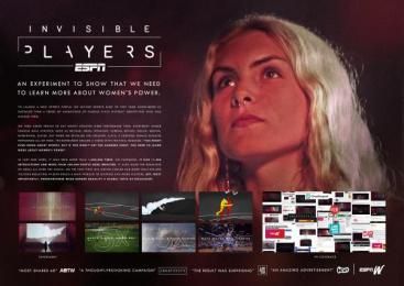 ESPN: Invisible Players [image] Digital Advert by Africa Sao Paulo, Bando, Libertà Filmes