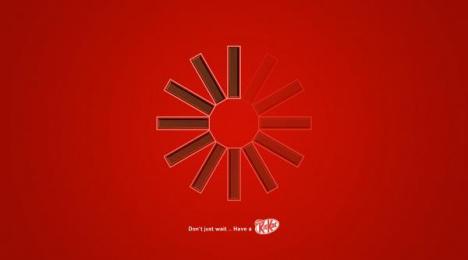 Kit-kat: Kit Kat, 1 Print Ad