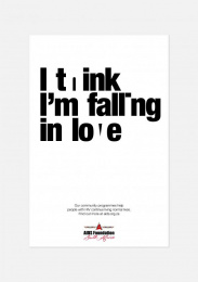 The AIDS Foundation of South Africa: Falling in Love Print Ad by McCann Worldgroup Johannesburg