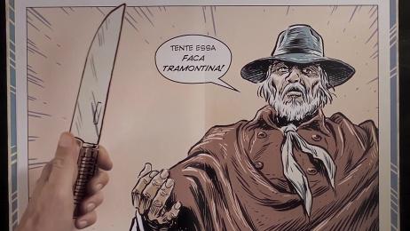 Tramontina: Tramontina Tutorial Comics, 4 Film by J. Walter Thompson Sao Paulo