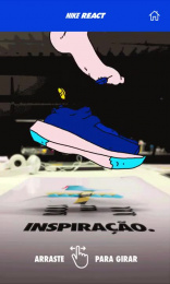 Nike Epic React: The Reactive Poster [video] Film by AMPFY