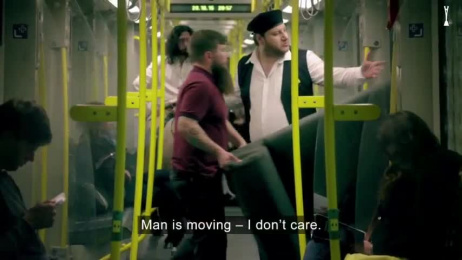Bvg Berliner Verkehrsbetriebe: Is' Mir Egal Case study by Jung Von Matt/Alster Hamburg, Stereo Films Medienproduktion