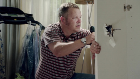 Tesco Mobile: Family Drama Film by Rattling Stick, The Community Miami