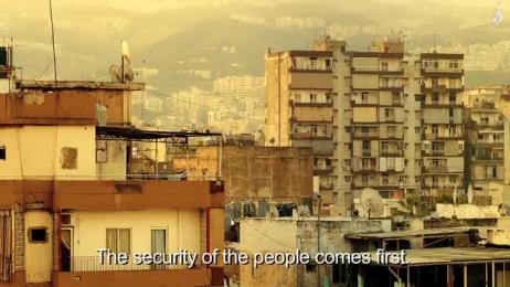 Cheyef Halak: STRAY BULLET Film by Impact BBDO Beirut, The Talkies