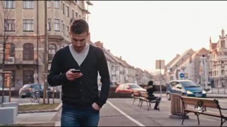 Reactine: Sacude Al Polen Digital Advert by Universal McCann Spain