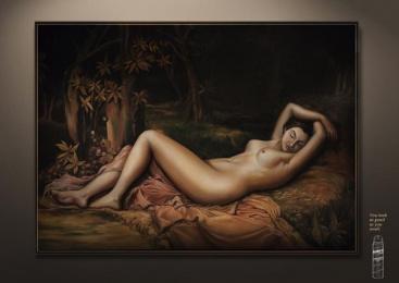 Yodora: Sweaty Art, 2 Print Ad by Sancho BBDO Bogota