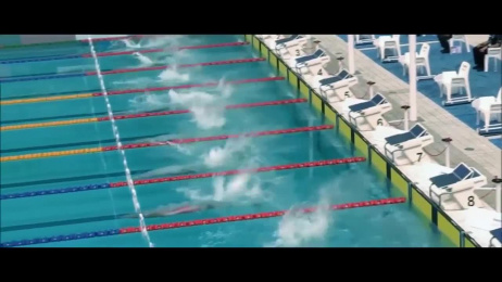 Samsung: You Can't Be An Olympic Swimmer With A Twisted Spine Film by Leo Burnett Sydney