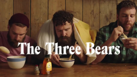 Rowse Honey: The Three Bears [Trailer] Film by Bare Films, Bmb London