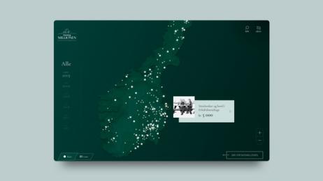 Statskog: Statskogmillionen, 4 Print Ad by Try/Apt Oslo