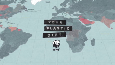 WWF: Your Plastic Diet, 13 Film by Grey Kuala Lumpur