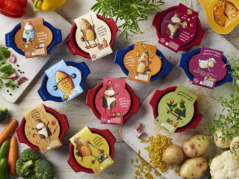 Little Dish: Little Dish Pots And Pies, 3 Design & Branding by Pearlfisher London