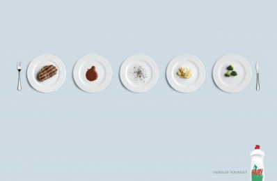 Fairy: STEAK Print Ad by Grey Beirut
