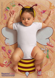 Bepanthen: Bee Direct marketing by J. Walter Thompson Sao Paulo