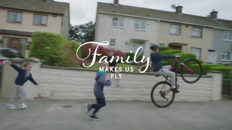 Tesco: Family Makes Us Better, 4 Film by Antidote, Rothco Dublin, Smuggler