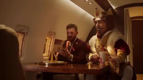 Burger King: Conor McGregor Presents The Spicy Crispy Chicken Sandwich Film