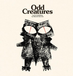 Holycrap.sg: Odd Creatures Design & Branding by Kinetic Singapore