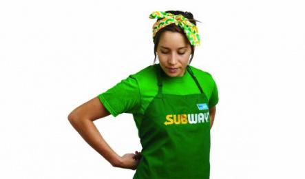 Subway: Subway Visual Identity, 8 Design & Branding by Turner Duckworth: London & San Francisco