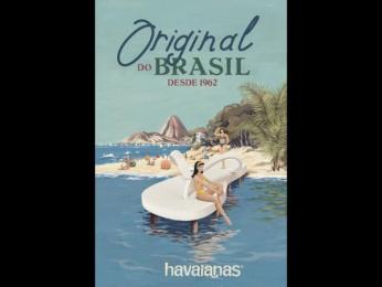 Alpargatas: Pier Print Ad by ALMAP BBDO Brazil, Landia