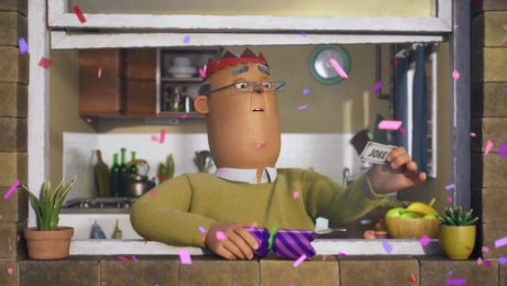 Waitrose: Give A Little Love Film by adam&eveDDB London, Manning Gottlieb OMD London, Pulse Films Ltd